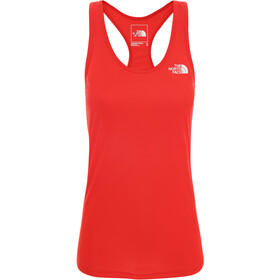 The North Face Flex Tank Women, fiery red